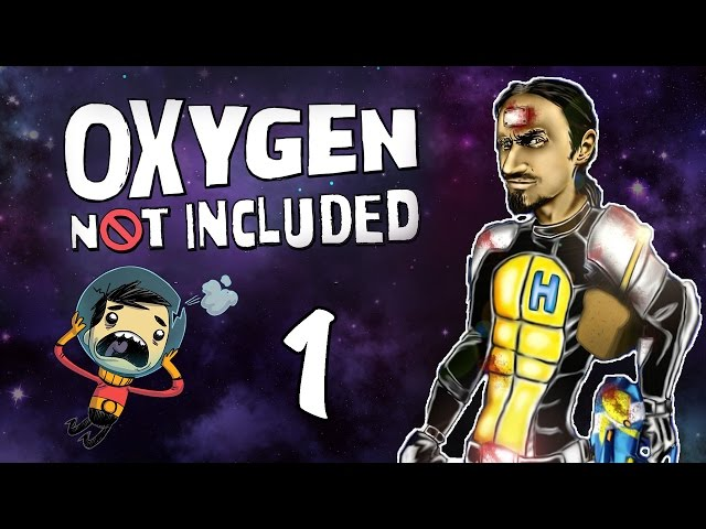 Oxygen Not Included [#1] | HUNTO-kolonia na KOSMICZNEJ skale