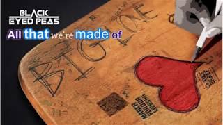 The Black Eyed Peas - BIG LOVE lyrics