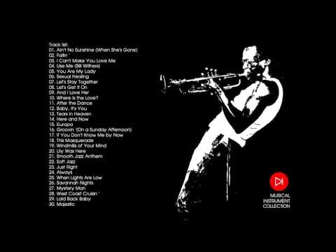 Soft Jazz Sexy  Instrumental Relaxation Saxophone Music 2013