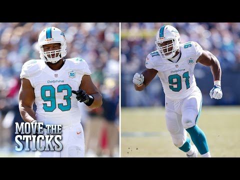 Ndamukong Suh & Cameron Wake: All 22 Breakdown | Move the Sticks | NFL
