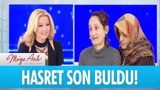 Satu Barut 28 yıl sonra annesine kavuştu - Müge Anlı İle Tatlı Sert 31 Ocak 2018