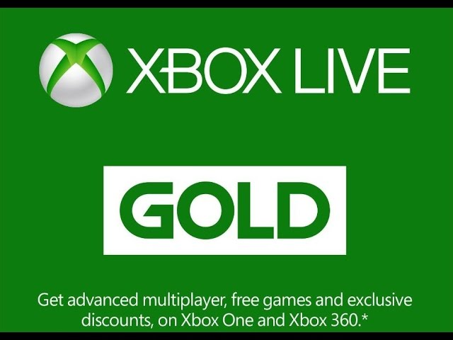 GANADOR De la membresia Xbox Live Gold!