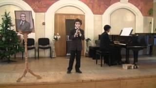 Чакрян Давид  9 лет
