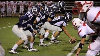 High School Football In Modesto, California