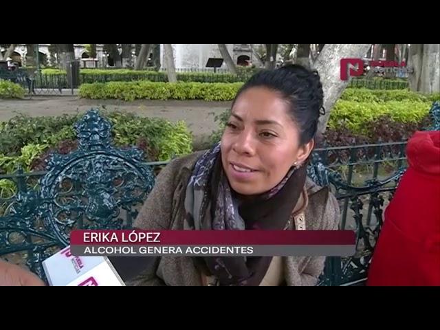 #PueblaNoticias Día Mundial sin Alcohol