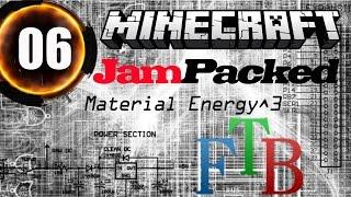 Material Energy^3: E06 - Redstone trickery