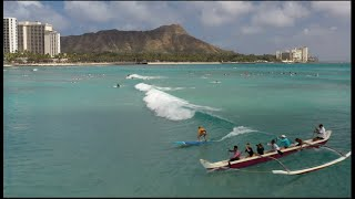 Surf Lessons, Canoe & SUP in Waikiki
