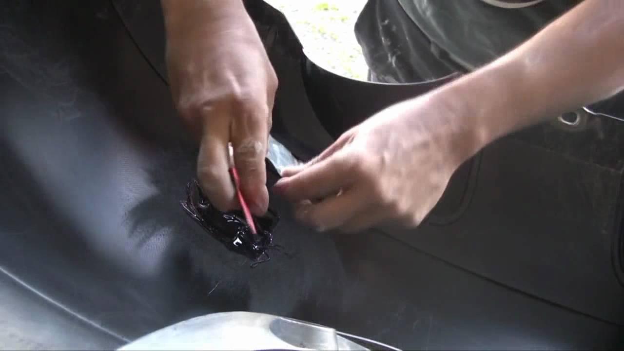 Youtube Fiberglass Repair Car