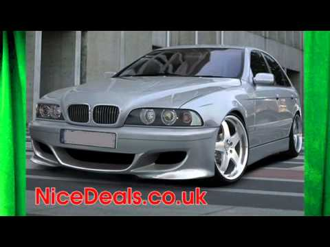 bmw e39 body kits bumpers side skirts spoilers youtube. Black Bedroom Furniture Sets. Home Design Ideas