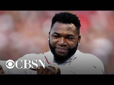 Baseball legend David Ortiz recovering from gunshot wound in Boston hospital
