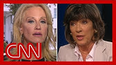 Amanpour clashes with Conway over Trump&#39s rhetoric
