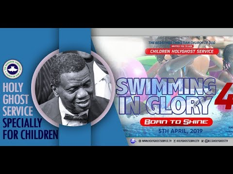 RCCG Holy Ghost Service April 2019 : Topic  – Swimming In Glory 4