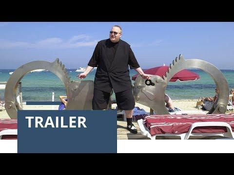 KIM DOTCOM: CAUGHT IN THE WEB (Trailer)