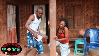 Strict Father  (Short Film) Episode 9 #NsukkaBoysComedy : Latest Naija Comedy 2018