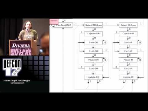 DEFCON 17: An Open JTAG Debugger