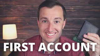 How to Open Your First Bank Account (Checking & Savings)