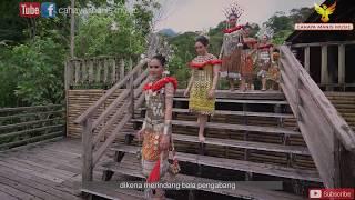 Lagu Gawai//Ngabang Ruai Penghulu-Ricky EL/Gilbert Gaung / Christ Akin(Official Music Video)HD