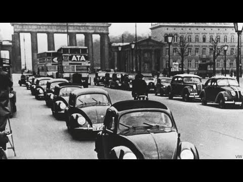 Vw Beetle History From Aol Autos Youtube