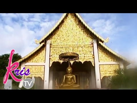 KrisTV goes to Thailand
