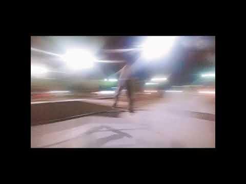 César Roldan Attila skateboarding Night Cd Sahagún Hidalgo 2019