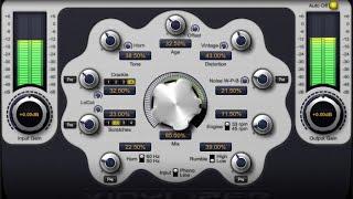 Vengeance Producer Suite - Essential Effects Bundle 2 - VPS Vinylizer