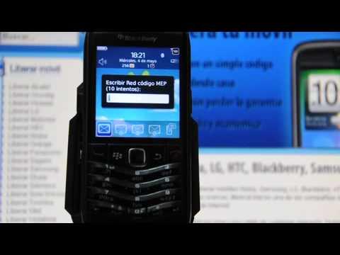 Liberar Blackberry 9105 Pearl 3G, desbloquear Blackberry 9105 Pearl de Movistar - Movical.Net