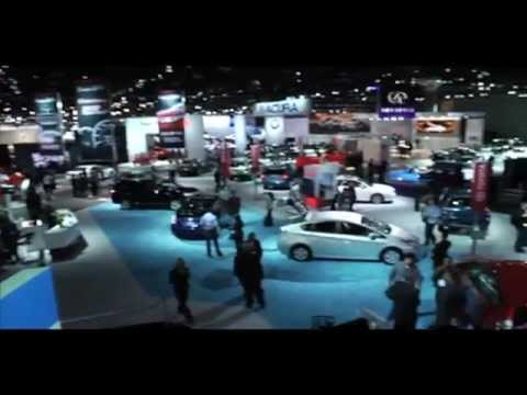 Description Washington Auto Show. WASHINGTON AUTO SHOW attracts hundreds of thousands of visitors, including many environmental and automotive visionaries, who explore hundreds of production vehicles, Luxury & concept cars, electic & hybrid vehicules.