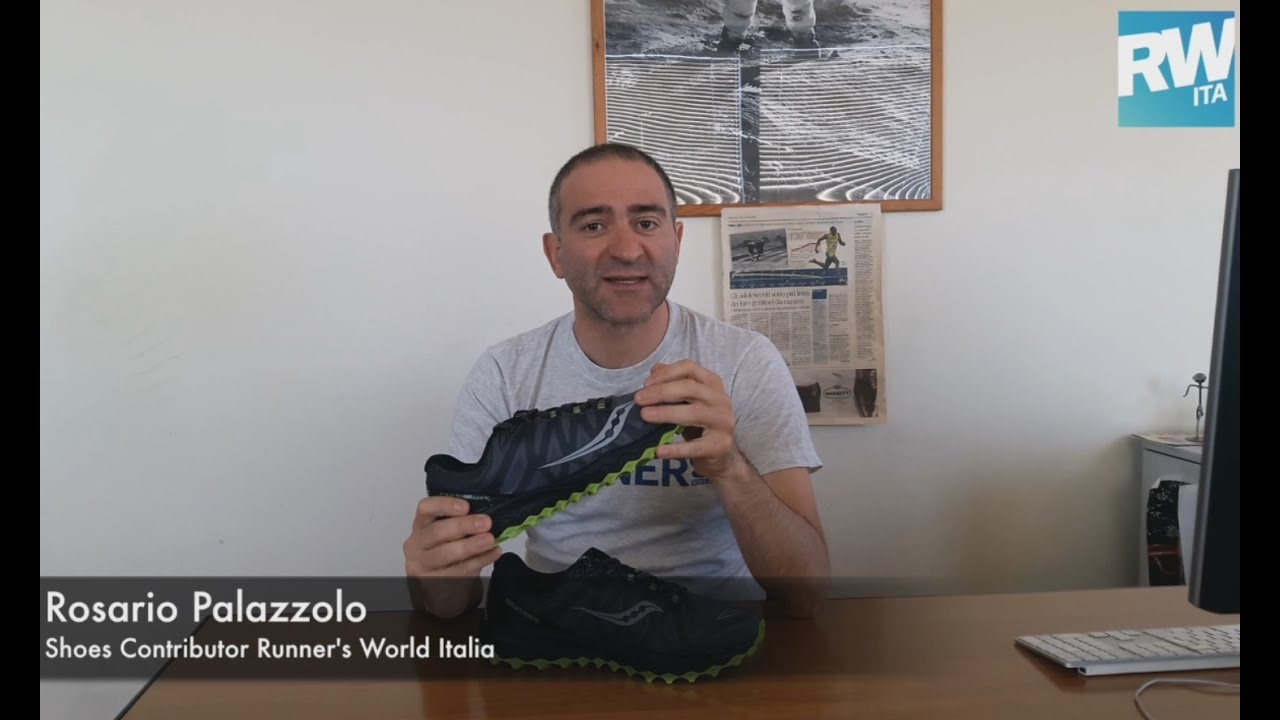 Guida Scarpe Trail  Best Buy a Saucony Peregrine 7. Runner s World Italia 56bc0c9beeb