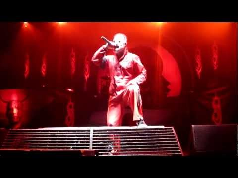 Slipknot - Duality at Rockstar Energy Drink Mayhem Festival 2012