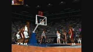 NBA inside drive 2000
