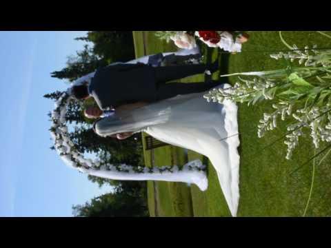 Lisa and Jonathan Cannemore Wedding