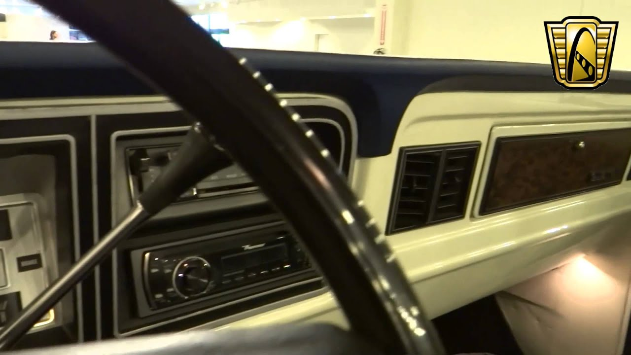 1979 ford f150 4x4 stock 6025 gateway classic cars st louis youtube. Black Bedroom Furniture Sets. Home Design Ideas