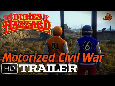The Dukes of Hazzard: Motorized Civil War!!! [Movie Releasing November 18th, 2017]