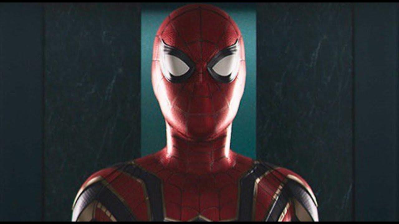 Spider Man  Homecoming   Iron Spider Suit Scene HDPart 4