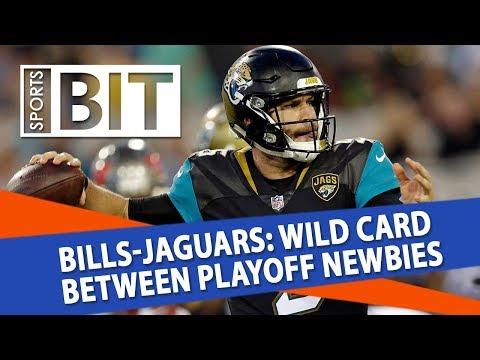 AFC Wild Card: Buffalo Bills at Jacksonville Jaguars | Sports BIT | NFL Picks