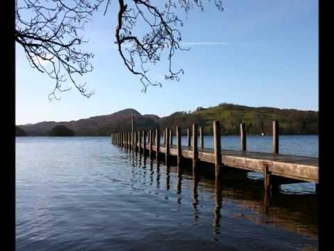 The Lake District, Lake Windermere.
