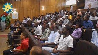 مسابقة ثقافية وترفيهية لأكثر من 20 إتحاد طلابى أفريقى بمعهد البحوث والدراسات الأفريقية
