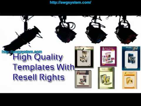 Information Products With Resell Rights