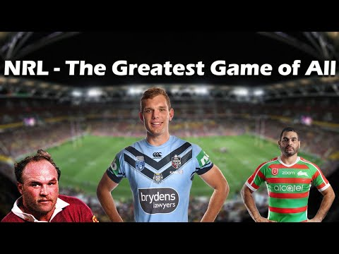 Rugby League – Greatest Game of All (M83 – Outro)