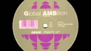 Genic -- Frantic EP - M-Ton  1995.wmv
