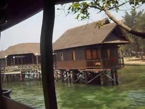PULAU AYER room floating cottage by MJU tour