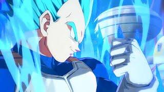 Evolution of Vegeta Super Saiyan Blue 2011-2019
