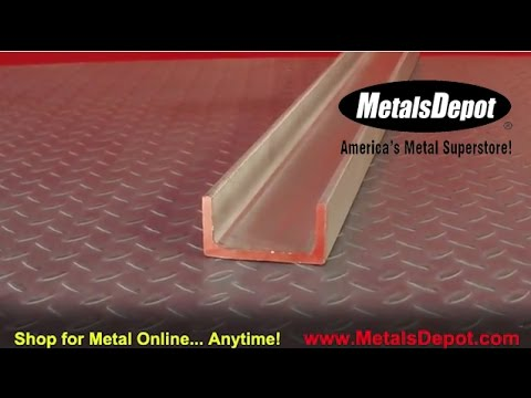 Metals Depot® - About 304 Stainless Channel