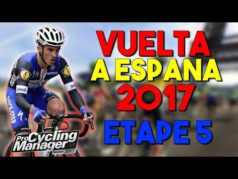 VUELTA A ESPANA 2017 | ETAPE 5 | Benicàssim › Alcossebre (PCM17)