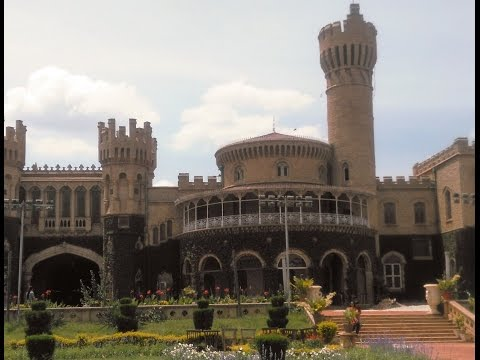 Bangalore palace: A video tour