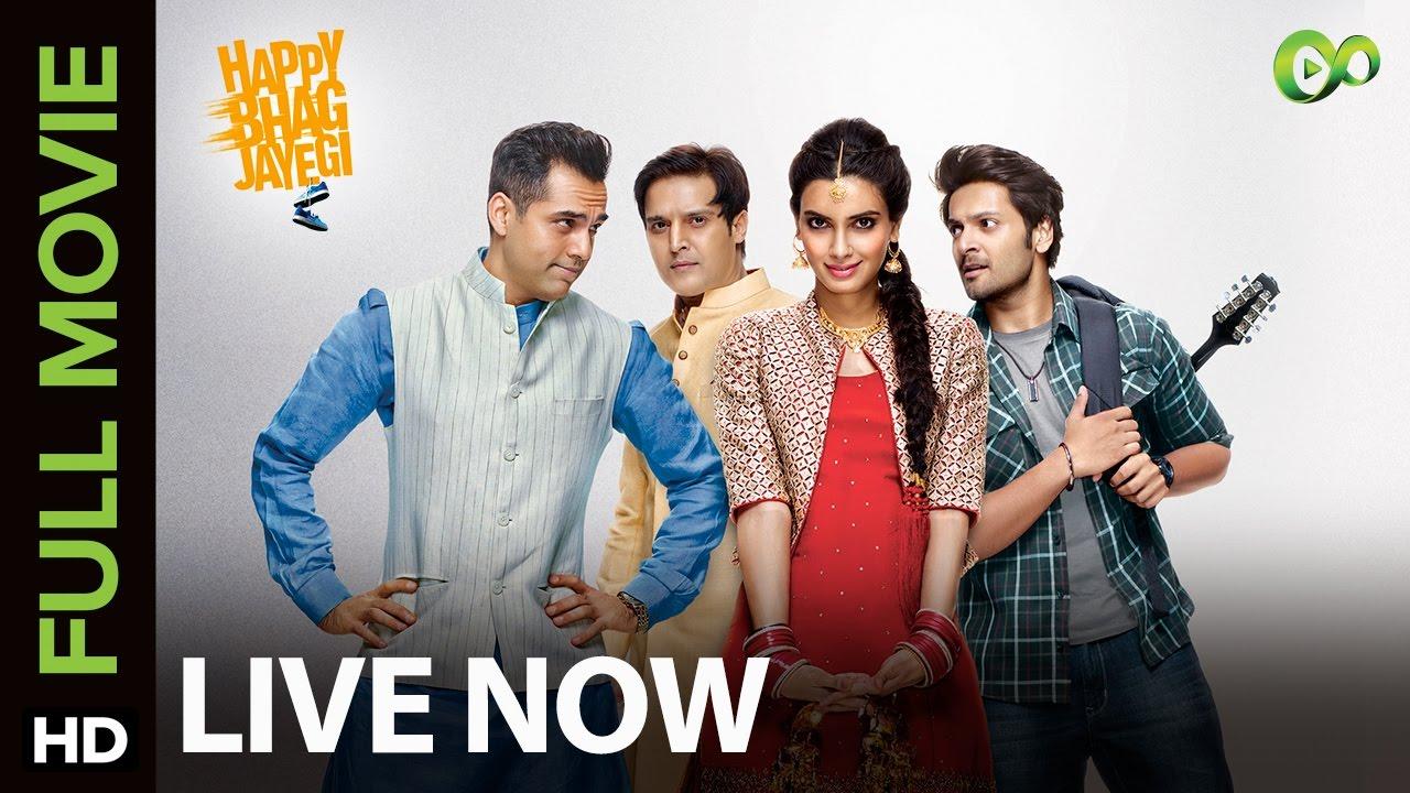 Happy Bhag Jayegi Full Movie Live On Eros Now Diana Penty Abhay Deol Jimmy Shergill Ali Fazal