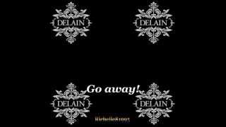 Delain - Go Away [Lyrics]