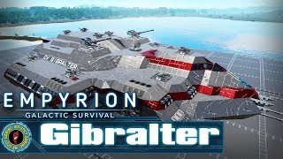 Gibralter by bull3tmagn3t -  Empyrion: Galactic Survival Workshop Showcase