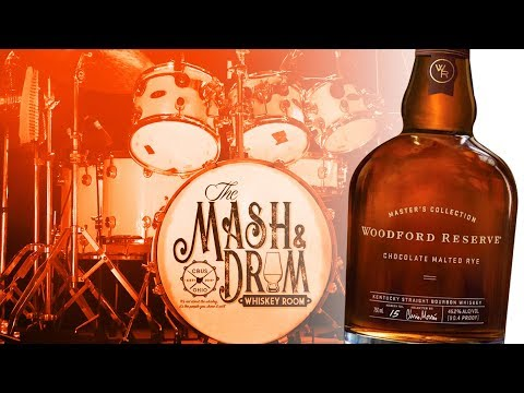Woodford Reserve Master's Collection Chocolate Malted Rye: The Mash & Drum EP87