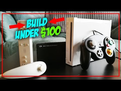 Build The Ultimate Nintendo Console For Under $100 | Wii Modding 2018